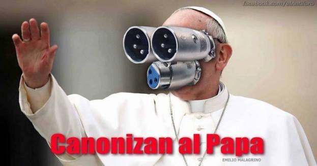 canonizan